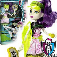 Кукла Monster High Spectra Vondergeist Ghoul Sports Монстер Хай Спектра Вондергейст Монстры Спорта