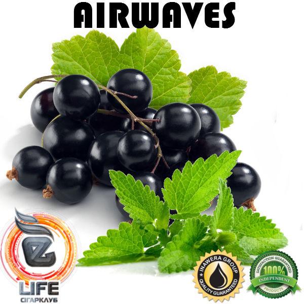 Ароматизатор Inawera AIRWAVES (Чёрная смородина с мятой)