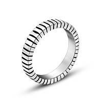 Кольцо мужское Рыцарь (сталь)