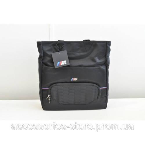 Сумка BMW M Multifunctional Bag, Black
