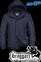 """Мужская демисезонная куртка Braggart """"Evolution"""" На тинсулейте Размеры 46 -56"""