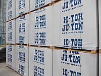 Газобетон Ju-Ton (Вознесенск) D-400 60х20х20 (1,728 м3/паллет)