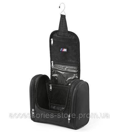 Несессер BMW M Personal Care Bag, Black