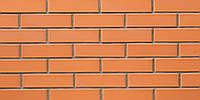 Керамический лицевой гладкий кирпич СБК Абрикосовый (Ж2) (250*65*65) (960 шт./паллет)