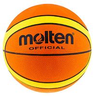 Мяч баскетбольный резиновый Molten GT-7