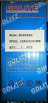 Аккумулятор GDLITE GD-645 (6V 4.0Ah), фото 3