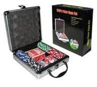 Набор игровой для покера Texas Hold'em (Техасский Холдем)