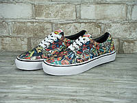 Кеды Vans Marvel replica AAA