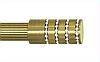Декоративный наконечник Барамелла для кованого карниза 25 мм.