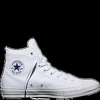 Кеды Converse All Star II Chuck Tailor Lunarlon высокие белые