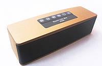 Портативная колонка в стиле Bose SoundLink Mini Review S206 + bluetooth, Brown