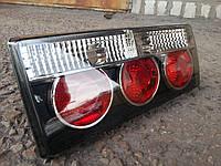 Задние фонари на ВАЗ 2105/07 (черные) стиль Skyline №1