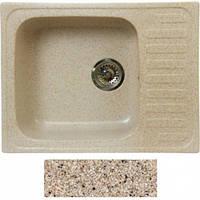 Мойка гранитная Fosto 64x49 покрытие 300 песок