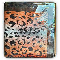 """Двуспальный комплект постельного беля из сатина100 % хлопок """"Леопард"""" 180 х 210 см, фото 1"""