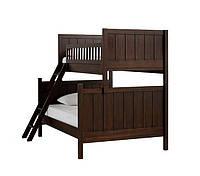 Двухъярусная кровать «Camp» с широким спальным местом, фото 1