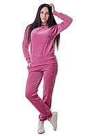 Велюровый костюм для девушек 2017