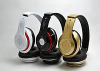 Блютус наушники Monster Beats  STN-16 MP3+FM