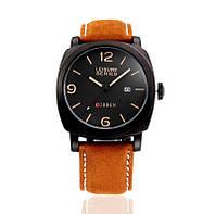 Мужские наручные часы Curren 8158 + подарочная упаковка