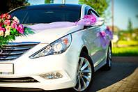 Прокат свадебного авто Hyundai Sonata