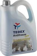 Антифриз TEDEX Antifreeze -37 червоний (кан.5л)