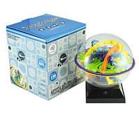 Головоломка 3D Шар лабиринт (Magical Intellect Ball) на 158 шагов