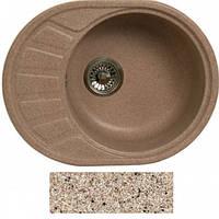 Мойка гранитная Fosto 58x45 покрытие 300 песок