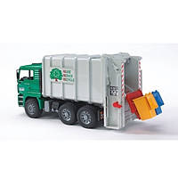 02764 Игрушка - мусоровоз MАN  TGA, М1:16