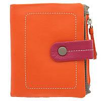 Женское портмоне Visconti МIMI M77 Mojito оранжевое