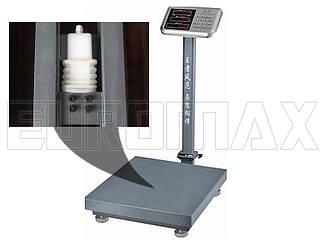Весы электронные торговые BITEK 100кг с усиленной платформой 30х40см YZ-909-G7S-100kg