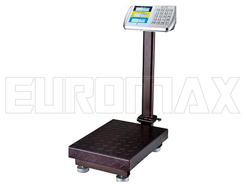 Весы электронные торговые BITEK 100кг с усиленной платформой 30х40см YZ-909-G6S-100kg