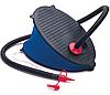 Ножной насос для надувания Intex 69611 ,ножной 29 см, 3 насадки