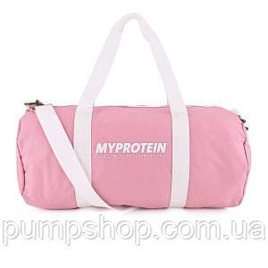 Myprotein Сумка-Бочонок розовый