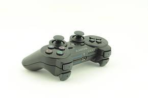Геймпад бездротовий для SONY PS3 Wireless DUALSHOCK 3 (Чорний/Black), фото 2