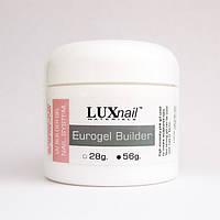 Eurogel Builder 56g / 2 fl oz, UV и LED-гели для наращивания ногтей прозрачный