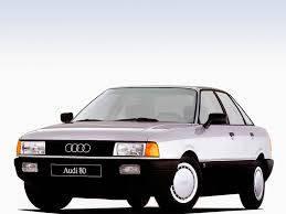 Audi 80 B3 1986-1991