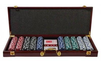 Покерные наборы и фишки для покура
