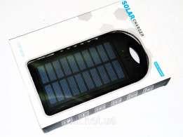 Power Bank зарядка від сонця 40000 mAh