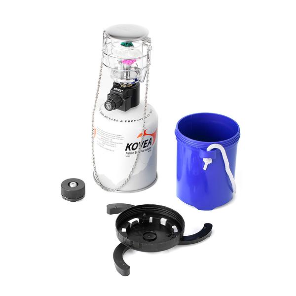 Газовая лампа туристическая подвесная Kovea Adventure Gas Lantern TKL-N894