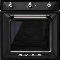 Встраиваемая духовка Smeg SF6903N черная
