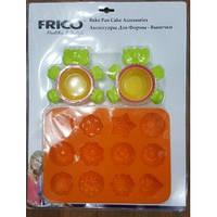 Набор силиконовых аксессуаров Frico FRU-880