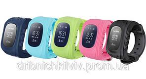 Детские Умные часы. Smart Baby Watch Q50. 4 цвета