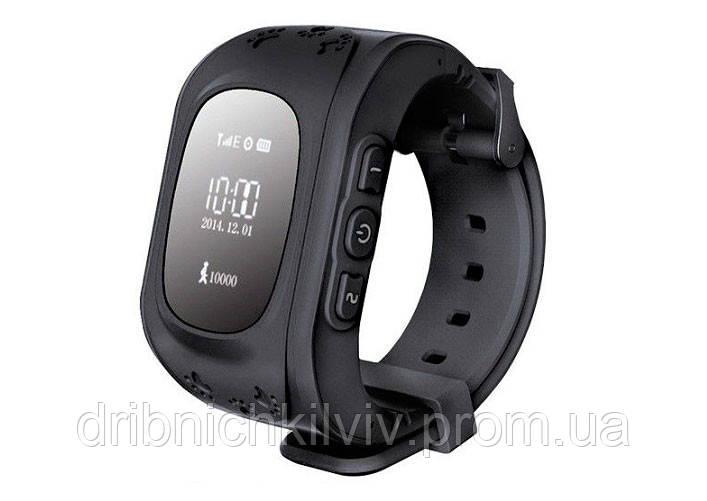 Детские Умные часы. Smart Baby Watch Q50 Черный