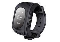 Детские Умные часы. Smart Baby Watch Q50 Черный, фото 1
