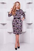 Ошатне плаття Тэйси вензель 52,54,56,58 р, фото 1