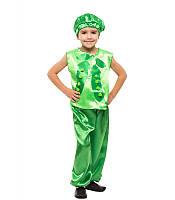 Карнавальный костюм Гороха Фасоли на праздник Весны (4-8 лет)