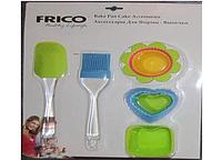 Набор силиконовых аксессуаров Frico FRU-881