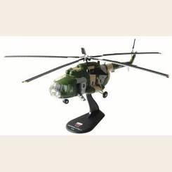 Модель Вертолеты Мира (Amercom) №02. MIL MI-8Т в масштабе 1:72