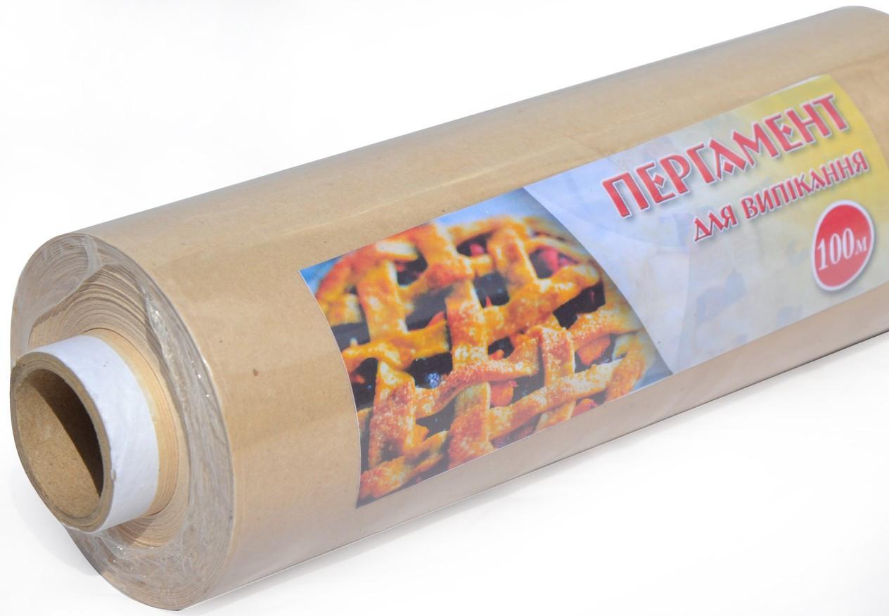 Бумага для выпечки 100м*42см пергаментная