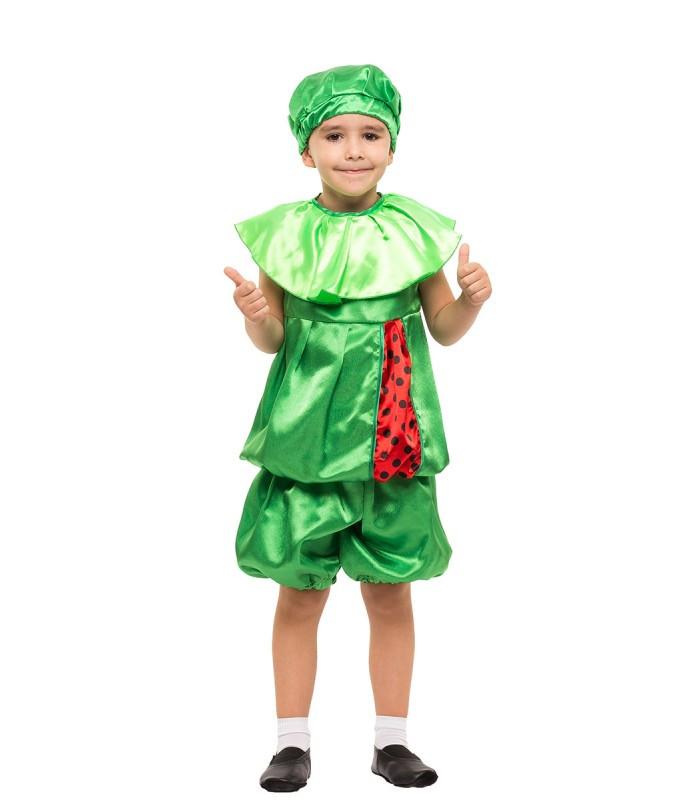 Карнавальный костюм Арбуза на праздник Весны (4-8 лет)