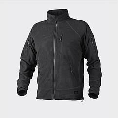 Куртка ALPHA TACTICAL - Grid Fleece - Black